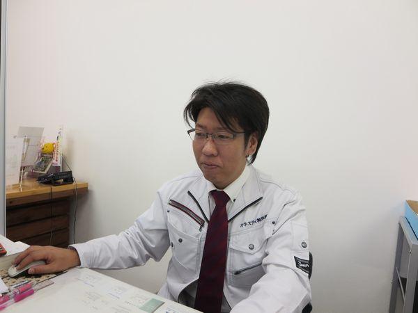 小川晃スタッフ写真