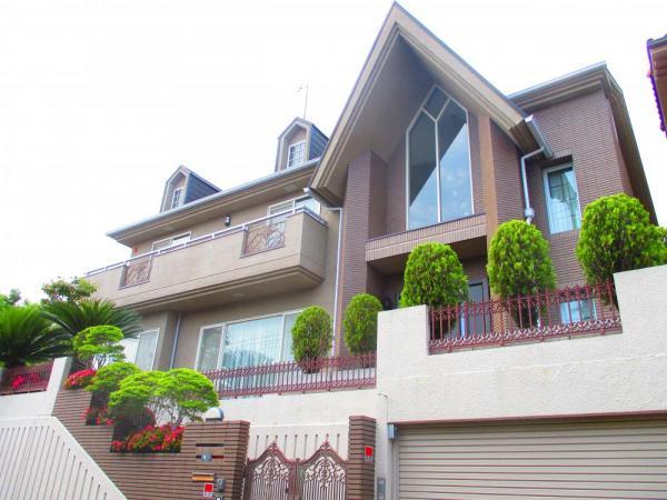 神戸市東灘区 一戸建て外観写真